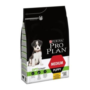 PRO PLAN MEDIUM PUPPY, 3KG