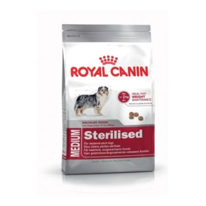 SHN MEDIUM STERILISED ADULT, 12KG