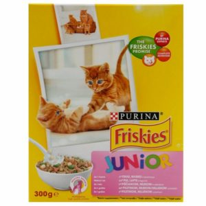 FRISKIES SM JUNIOR, 300G