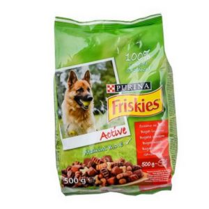 FRISKIES SP ACTIVE, 500G