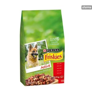 FRISKIES SP ACTIVE 2,4KG