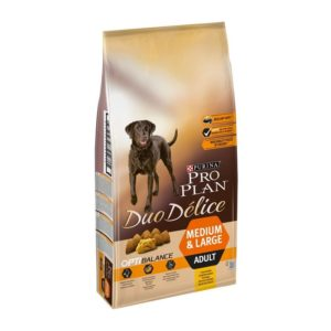 PRO PLAN DOG DUO DELICE PILETINA, 10KG