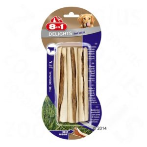 8IN1 DELIGHTS STICKS, 3X75G
