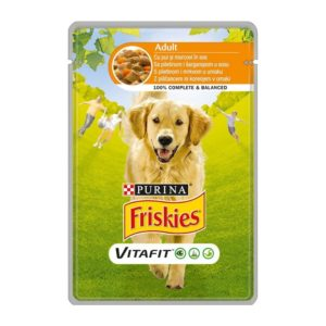 FRISKIES MM PILETINA, 100G