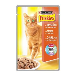 FRISKIES MM PURETINA, 100G