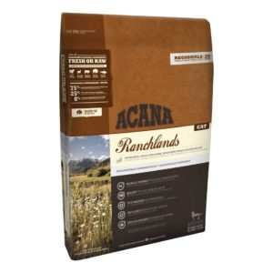 ACANA CAT, RANCHLANDS, 340G