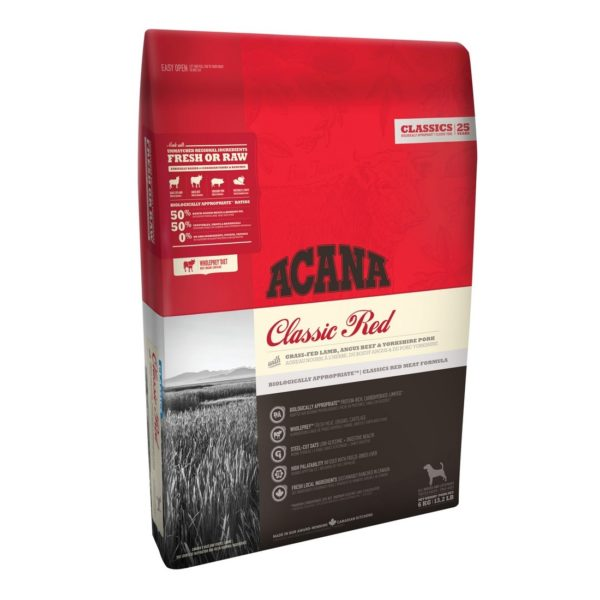 ACANA CL CLASSIC RED, 6KG